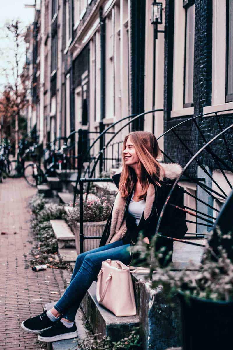 Klara Fotoshooting Amsterdam
