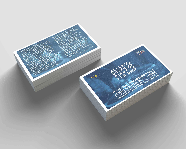 Ticket Veranstaltungen